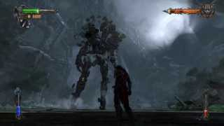 Castlevania: Lords of Shadow [PC] - The Titan boss