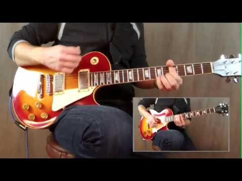 dancing days led zeppelin guitar close up full performance youtube. Black Bedroom Furniture Sets. Home Design Ideas