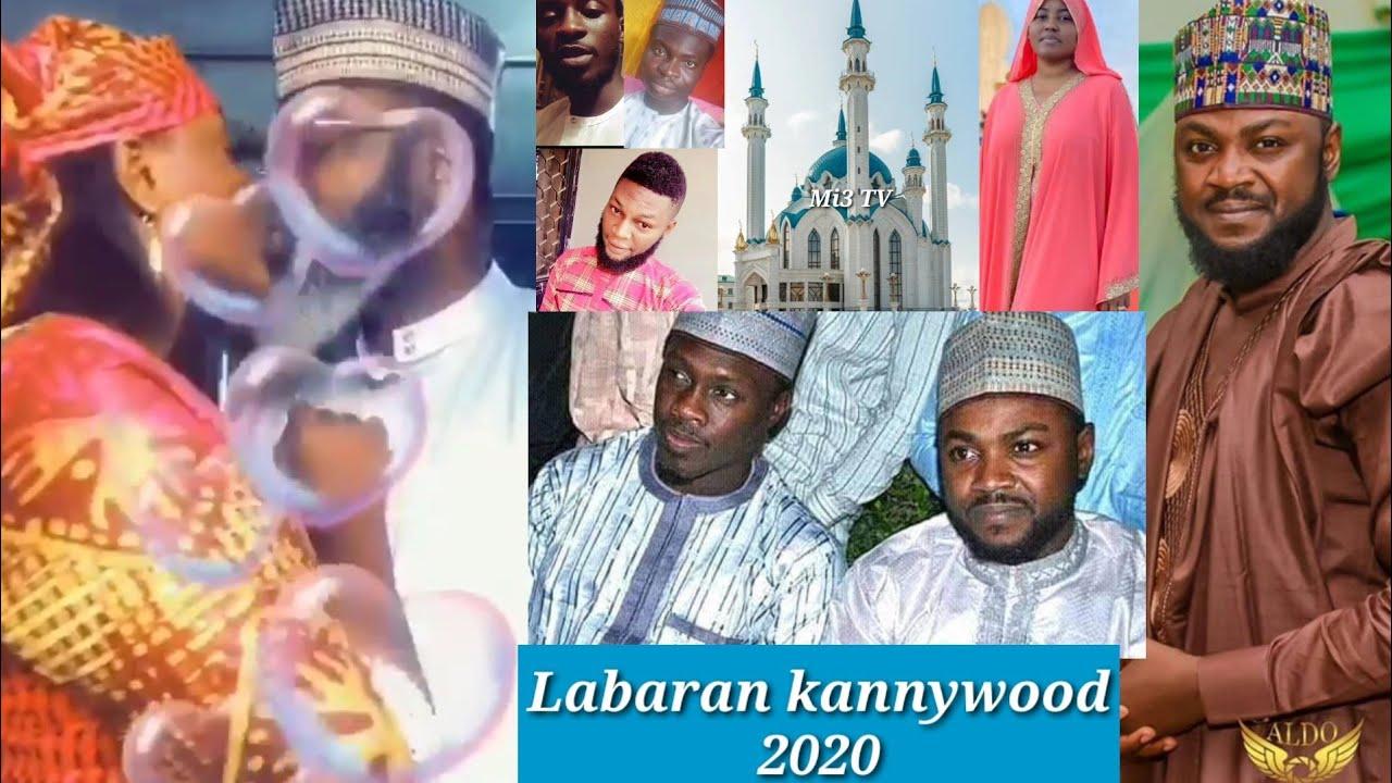 Download labaran kannywood 2020, Adam Zango, Ali Nuhu, Hadiza Gabon, da sauransu