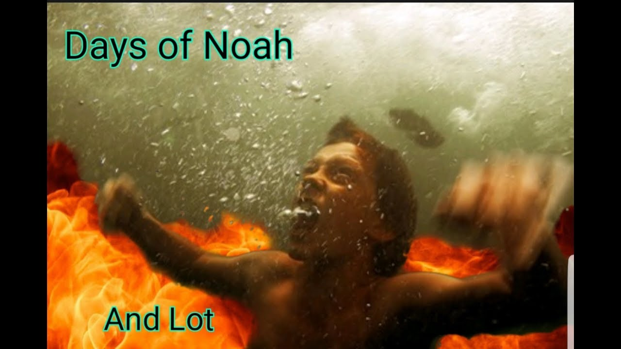 SODOM VI DAYS OF NOAH!! THE RISE OF PEDOPHILIA!!