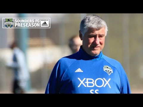 Interview: Sigi Schmid on Roberto Chen trialing with the club
