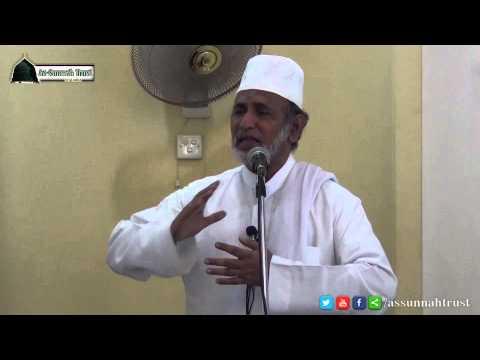 Sabar (Patience) - H.A. Ahmed Abdul Qadir Mahlary