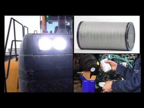 Volvo Construction Equipment: Filter För Volvo Anläggningsmaskiner Hos Swecon
