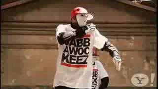 Jabbawockeez on Pepsi Smash