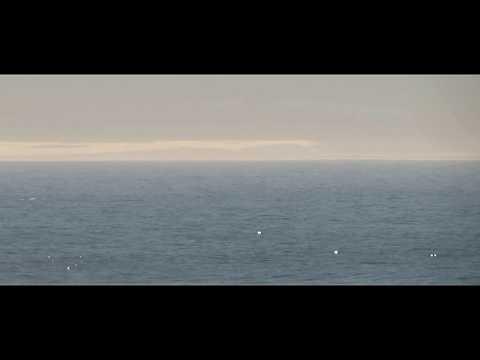 Fata Morgana of the sea surface