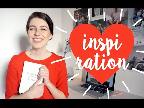 10 ИСТОЧНИКОВ ВДОХНОВЕНИЯ  My Inspiration ♥ ellinadaily
