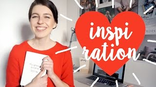 10 ИСТОЧНИКОВ ВДОХНОВЕНИЯ // My Inspiration ♥ ellinadaily