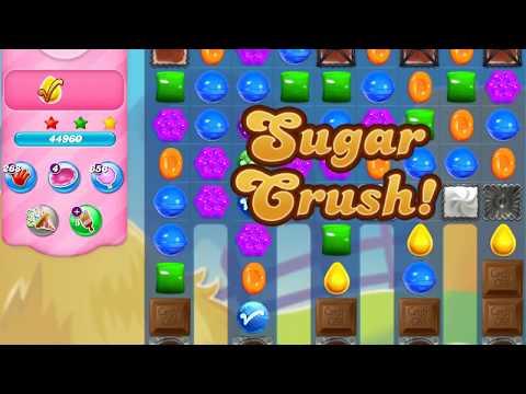 Candy Crush Saga Level 3213 (3 stars, No boosters)
