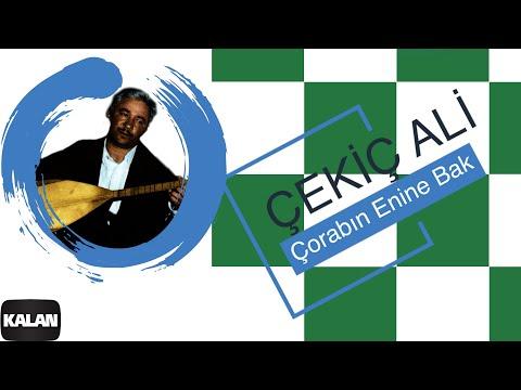 Çekiç Ali - Çorabın Enine Bak - [ Kızılırmak © 1999 Kalan Müzik ]