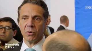 NY Governor Andrew Cuomo on Ebola: It