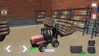 Lifter Cargo Simulator 3D Fork - Lifter Game Level 5-7 (Android Gameplay