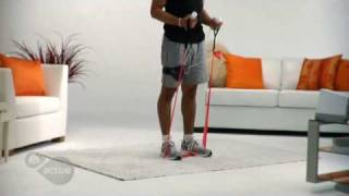 EA SPORTS Active Resistance Bands and Leg Strap video (Wii)