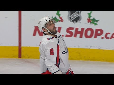 Ovi applauds Carey Price's marvelous diving save