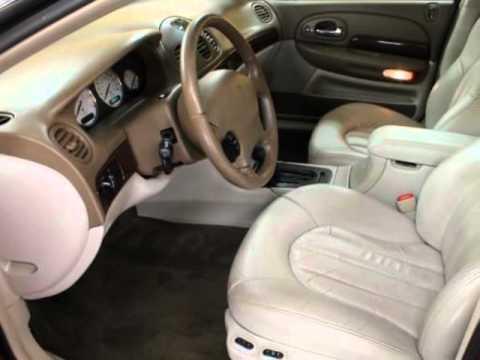 2000 chrysler 300m interior