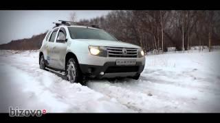 Видеообзор Renault Duster 4x4 AT на bizovo.ru
