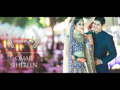 ROYAL MUSLIM INDIAN WEDDING HIGHLIGHT FILM | OMAR & SEHEREEN | TWJOI