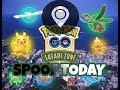 Pokemon Go Event Today Safari Zone How to Spoof it