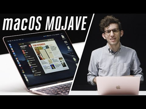 macOS Mojave top features