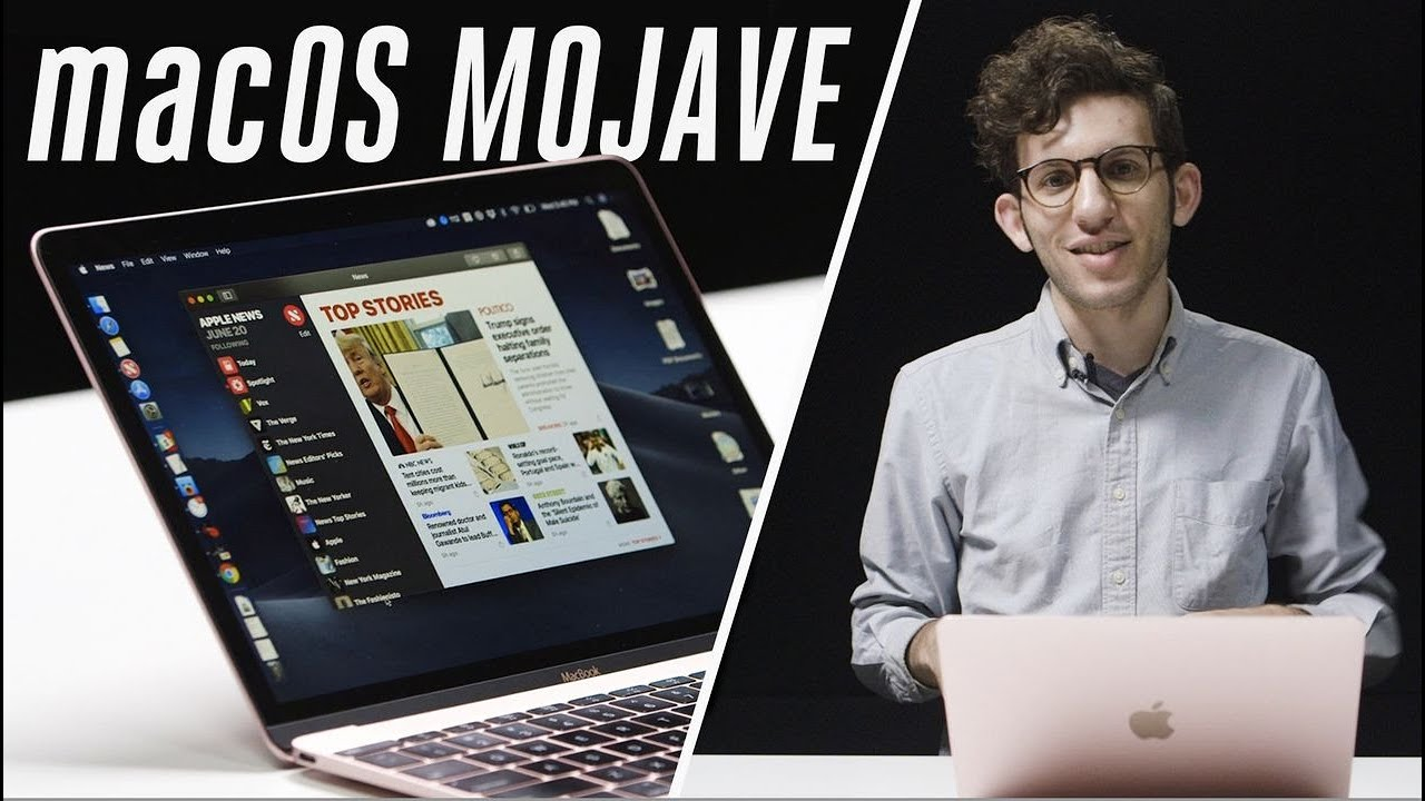 macOS Mojave review: dark mode and a preview of the Mac's