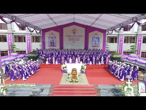 Thánh Lễ An Táng Đức cha Phanxicô Xaviê Nguyễn Văn Sang - Nguyên Giám mục Gp. Thái Bình
