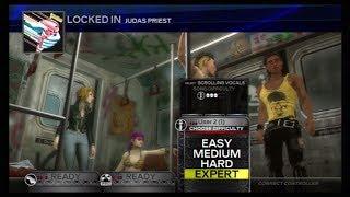RB3 Custom - Judas Priest - Locked In