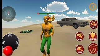 ► Spider Super Hero Rescue Mission - Android Gameplay