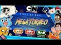 The Amazing World of Gumball: Tenis - Megatorneo (Cartoon Network Games)
