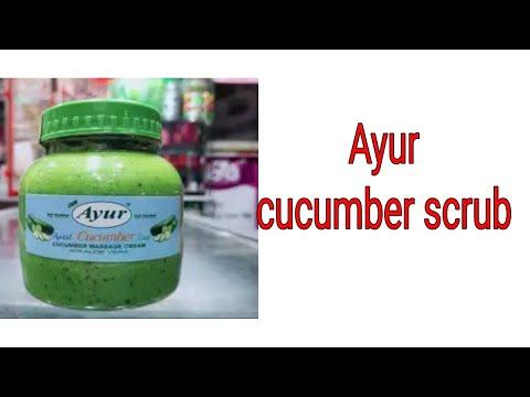 Download Ayur  Herbal Cucumber 🥒 Scrub,Deep ocean salt,, ঘরে বসে স্কাব করুন,//Rehana Beauty Vlogs//