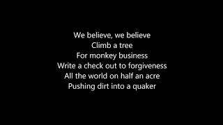 Red Hot Chili Peppers - We Believe [lyrics] hq