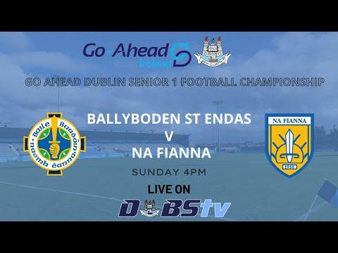 SFC 1 - Ballyboden St Endas v Na Fianna