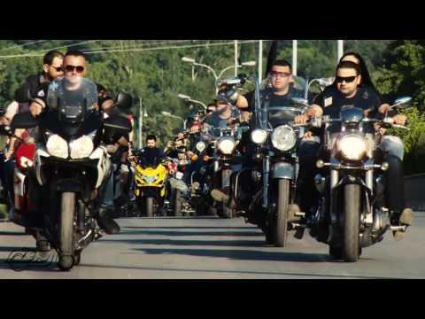 "Moto sobir defile ""Mk Bears"" Kumanovo"