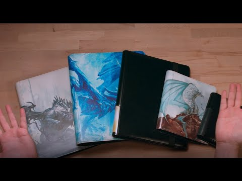Binder Dragon Shield Zipster Boreas Card Protector Soft Padded Cover