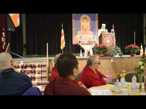 Buddhism Dialouge in Toronto
