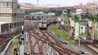 大阪市地下鉄30系電車まもなくラストラン
