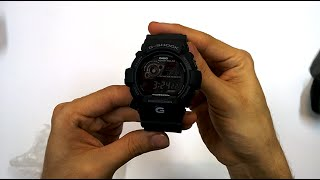 casio g shock gr 8900a 1dr unboxing