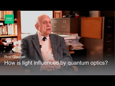 Quantum Optics - Roy Glauber