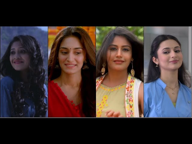 Ranking Of First Entry Looks Of Star Plus Lead Actresses | Erica Fernandes | Surbhi Chandna
