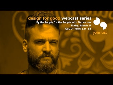 Government Innovation and Design for Democracy | AIGA Design for Good episode 4