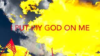 GOD ON YOU LYRIC VIDEO BY MENA AND KING