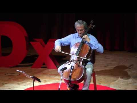 Musica e silenzio: Mario Brunello at TEDxCaFoscariU