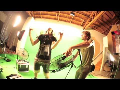 "Steve Aoki ""Come With Me"" feat. Polina - Music Video: Behind the Scenes"