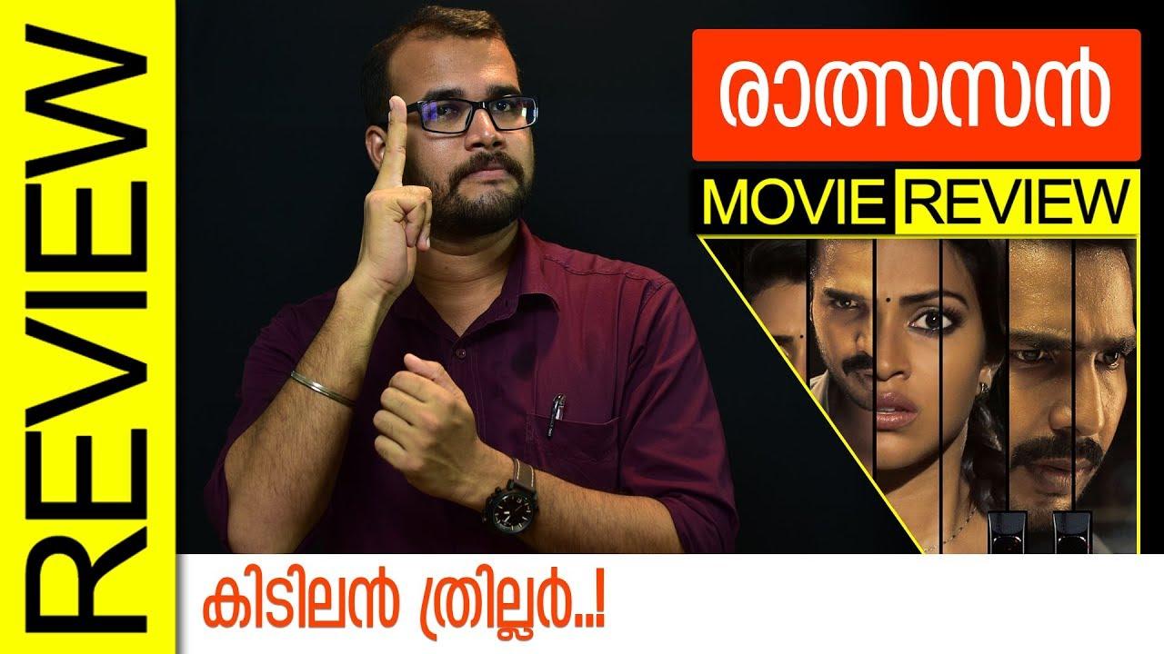 Ratsasan Tamil Movie Review by Sudhish Payyanur | Monsoon Media