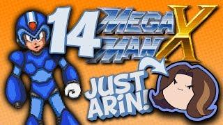 MegaMan X: Skull Tank Sucks - PART 14 - Game Grump