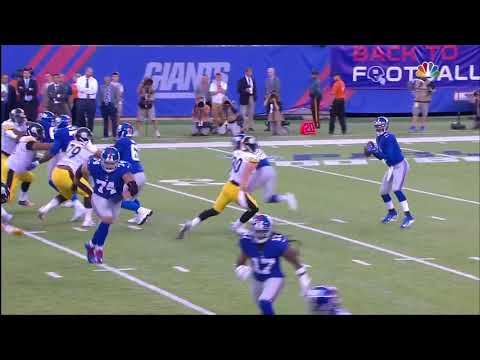 T.J. Watt goes totally unblocked, gets ANOTHER first quarter sack!