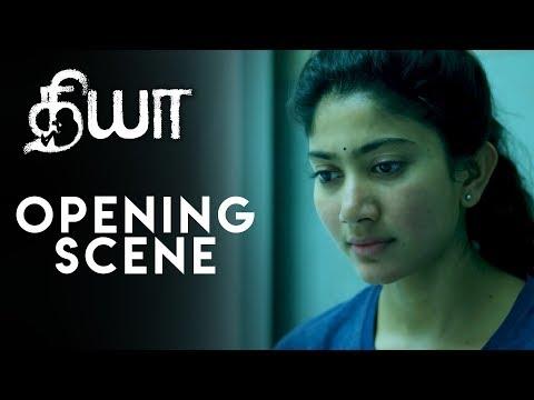 Diya - Opening Scene | Sai Pallavi | Naga...