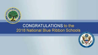National Blue Ribbon Schools Event - Thursday