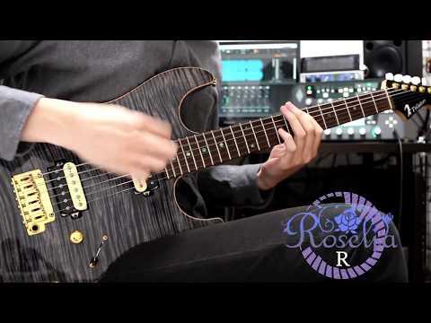R/Roselia Guitar Cover【Bang Dream!】