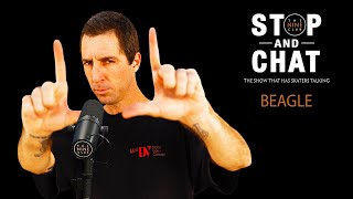 Beagle  Stop And Chat | The Nine Club With Chris Roberts