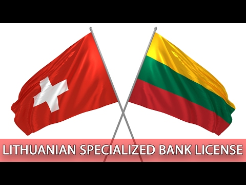 Lithuanian Specialized Bank License