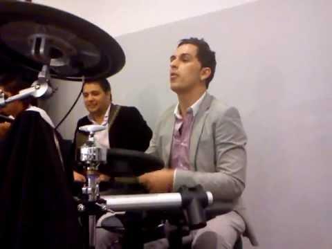 Ork.Naser Jovan Sasho Bikov Sali Fabijan Tunan Adnan bijav Duisburg 2012 ko Studio Enes